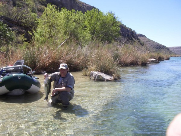 Devils River Fishing